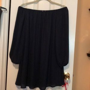 Urban Outfitters off the shoulder summery dress